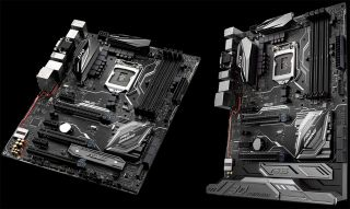 Asus Z170 Pro Gaming Aura motherboard plays nice with 3D