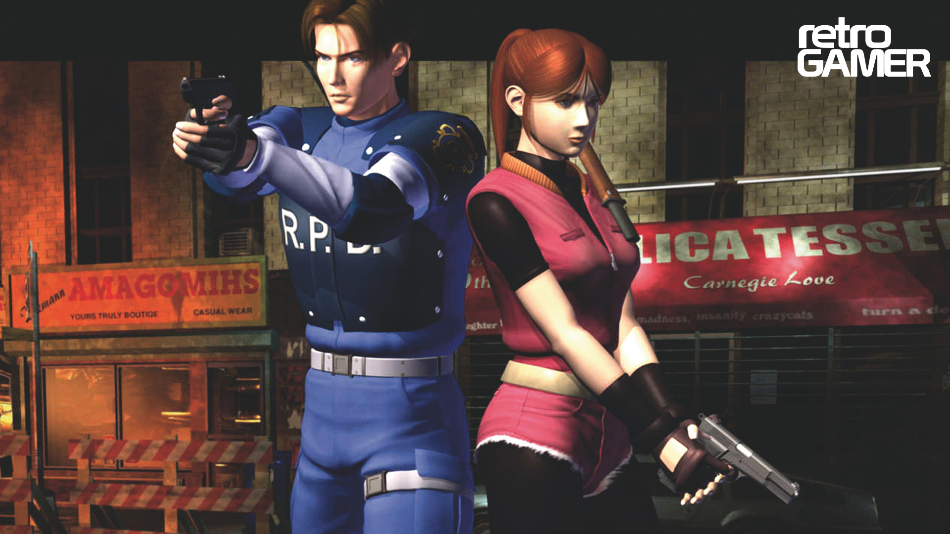 Resident Evil 2 Revisited The Director Of The 2019 Remake