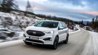 2018 Ford Edge: Facelift, Changes, Price >> The 2019 Ford Edge On Ice More Tech Less Sacrifice Techradar