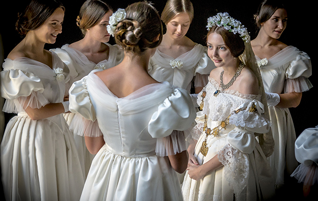 Victoria and Albert: The Royal Wedding