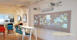 Nureva Installs Its Next-Generation Nureva Wall in Manhattan
