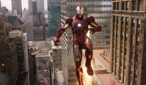 iron man the avengers battle of new york