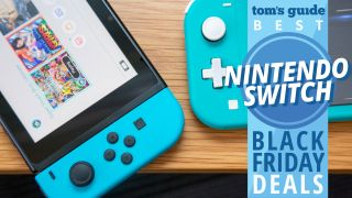 Nintendo Switch Black Friday deals