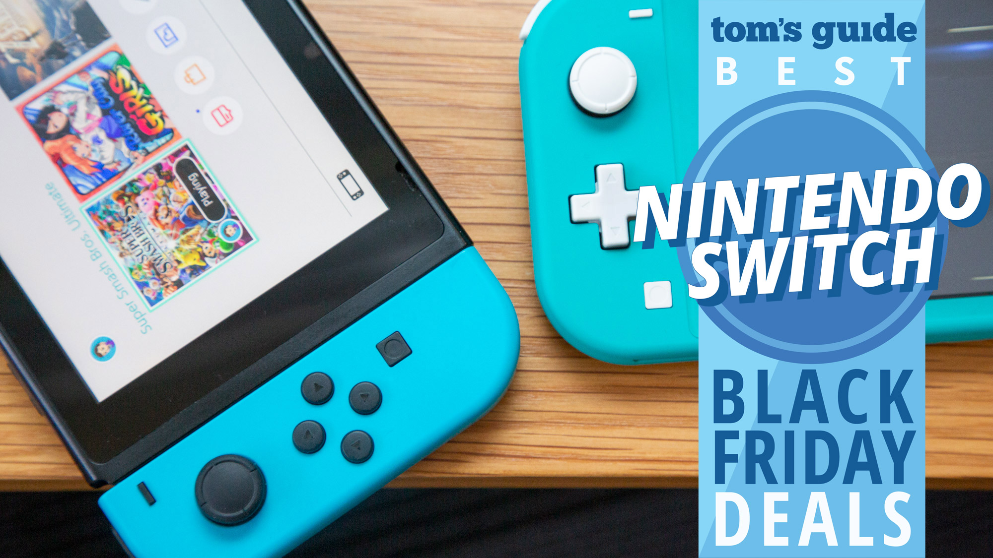 The Best Nintendo Switch Black Friday Deals Of 2019 Tom S