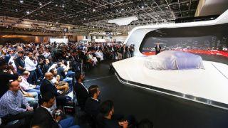 Dubai Motor Show TechRadar - Car show dubai