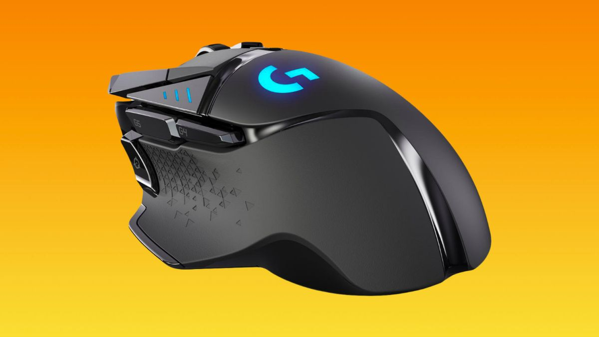 Logitech G502 Lightspeed Review: The Top Gaming Mouse Goes Wireless