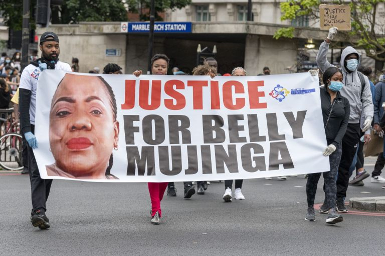 justice for belly mujinga