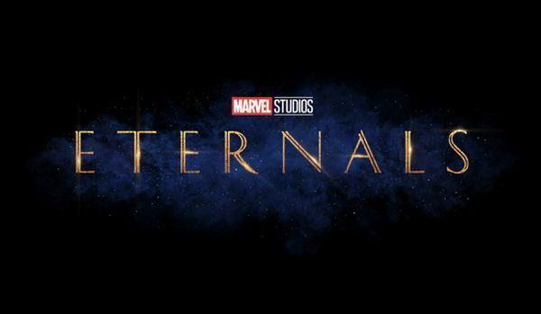 The Eternals logo
