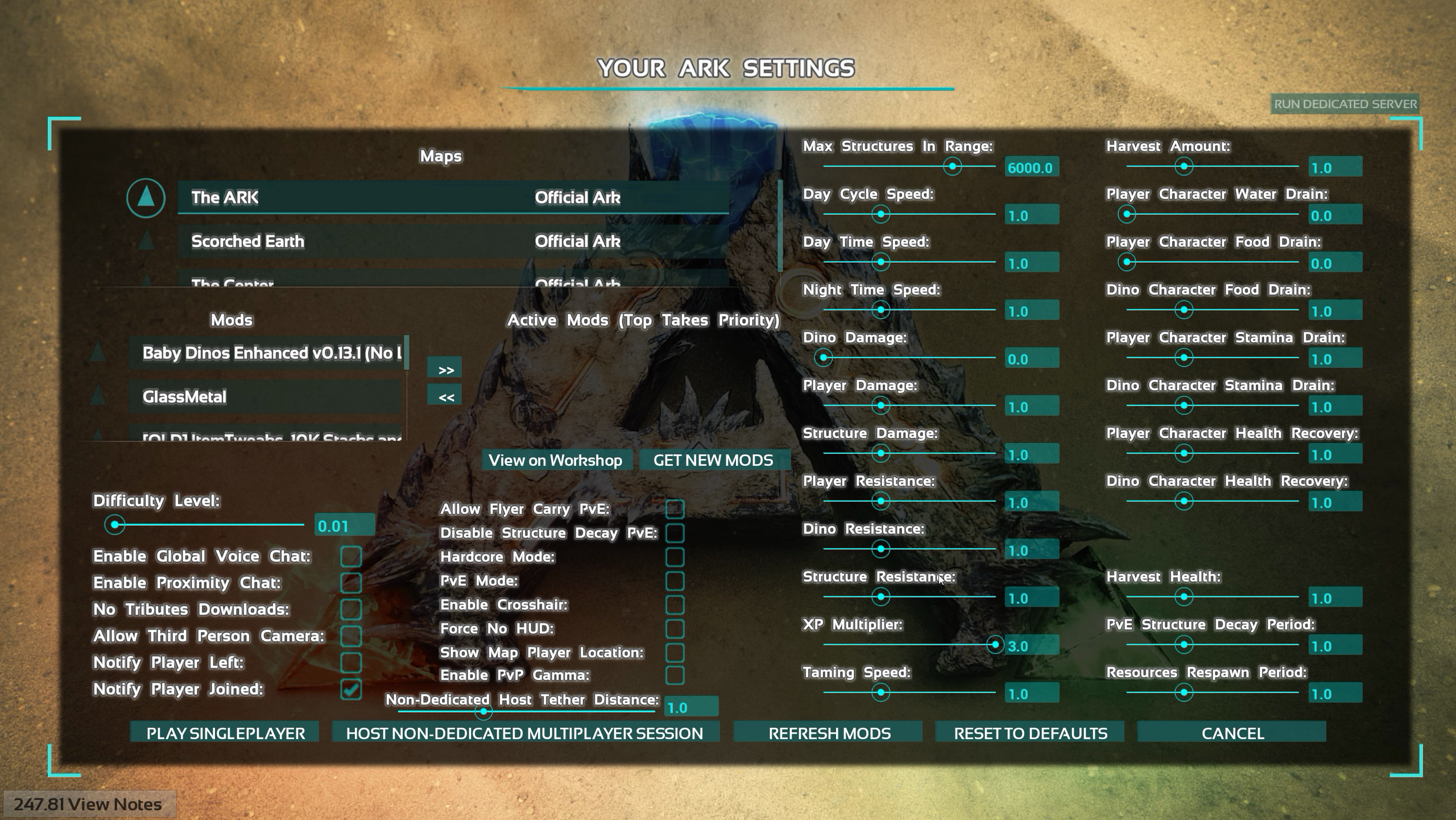 Ark guide surviving your first days on the island pc gamer forumfinder Gallery
