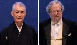 James P. Allison (right) and Tasuku Honjo (left) were awarded the 2018 Nobel Prize in Medicine.