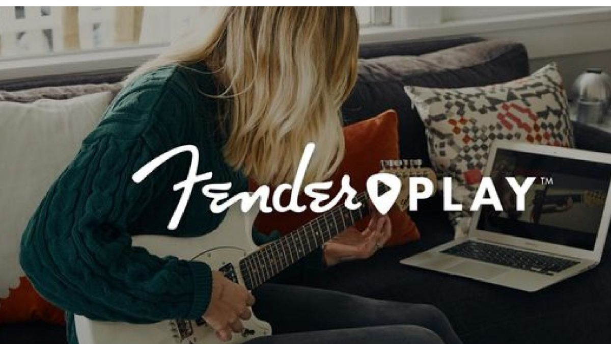 Save 50% off a year of Fender Play guitar lessons and sharpen your skills throughout 2021