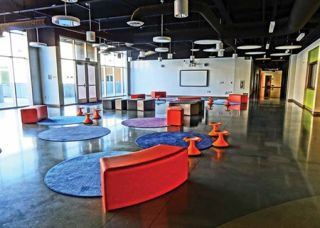 Learning Spaces for Digital-Age Skills