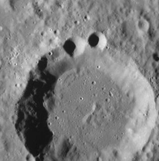 """Cookie Monster"" on Mercury"