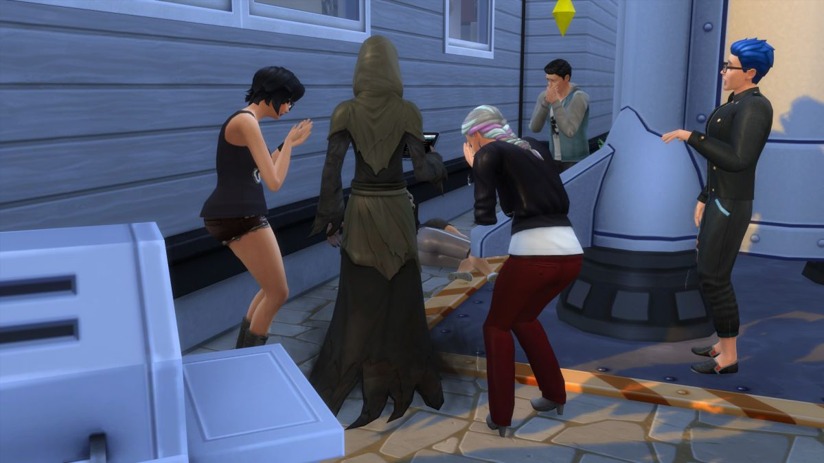 5 messed-up ways The Sims 4 is true to real life | PC Gamer