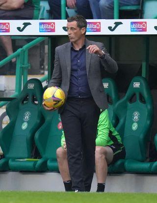 Hibernian v FC Santa Coloma – UEFA Europa Conference League – Second Qualifying Round – First Leg – Easter Road