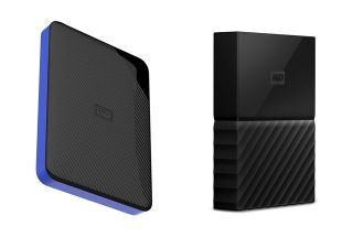 Snap up either of these 4TB Western Digital external hard drives for less than $100
