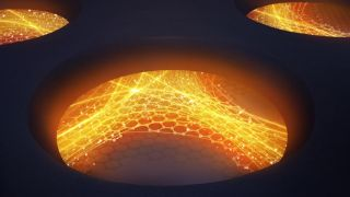 A team of researchers from Denmark is researching graphene nanoelectronics. Image credit: Carl Otto Moesgaard