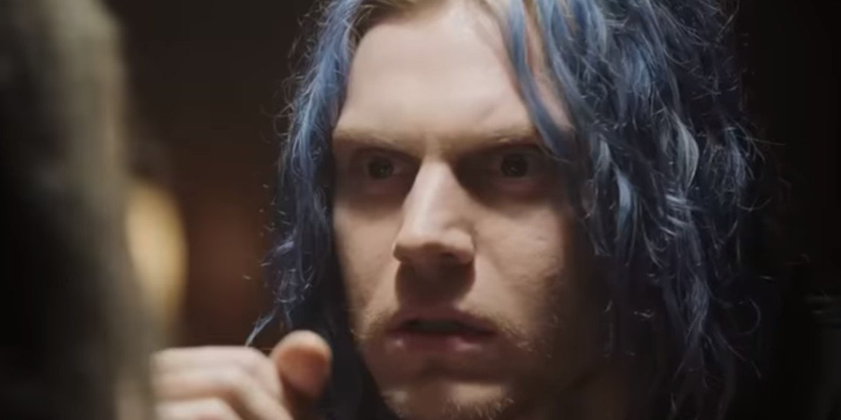 Evan Peters as Kai Anderson in American Horror Story