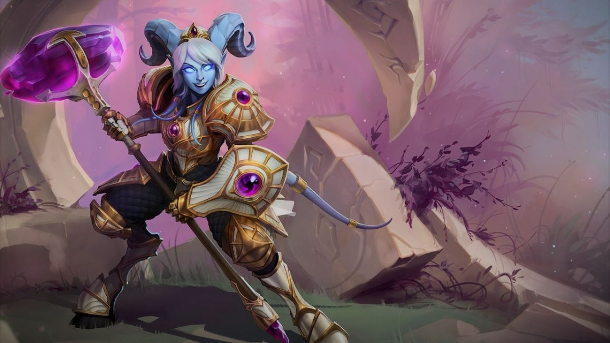 Heroes of the Storm Echoes of Alterac details | GamesRadar+