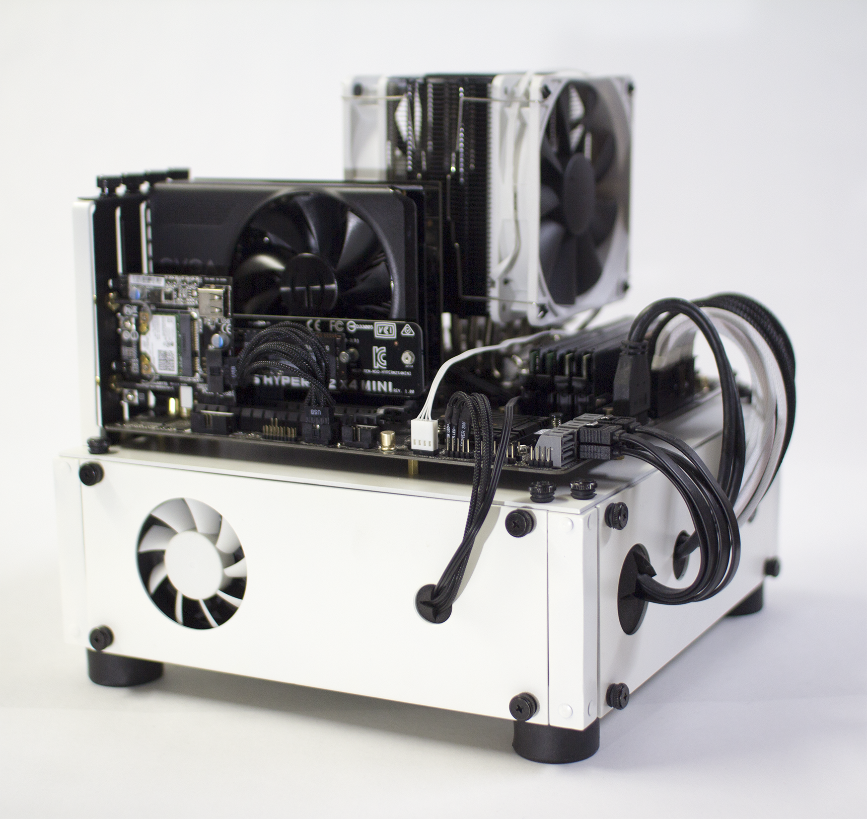 build of the week open air testbench pc gamer