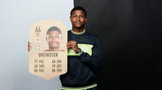 Rhian Brewster FIFA 20