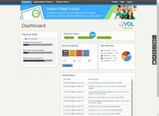 New from intelliVOL; x2VOL+ Tracks and Verifies Community Service so Teens Can Submit Hours for College Admissions and Scholarship Applications