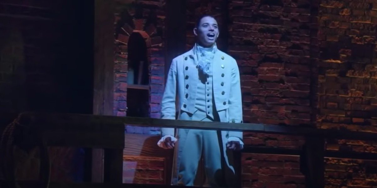 Anthony Ramos in Hamilton (2020)