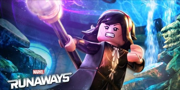 LEGO Marvel Super Heros 2 The Runaways