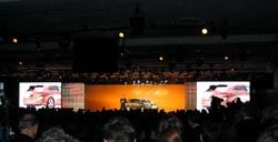 Creative Technology Chooses Daktronics for the 2008 North American International Auto Show