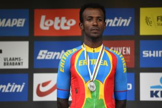 Biniam Girmay: Worlds silver is for Eritrea and for Africa