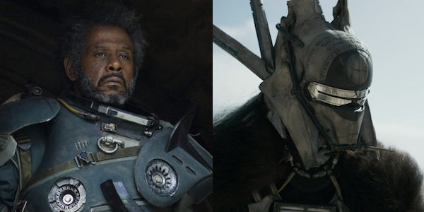 Saw and Enfys Nest