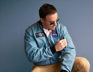'Still The Right Stuff' Replica Apollo Flight Jacket