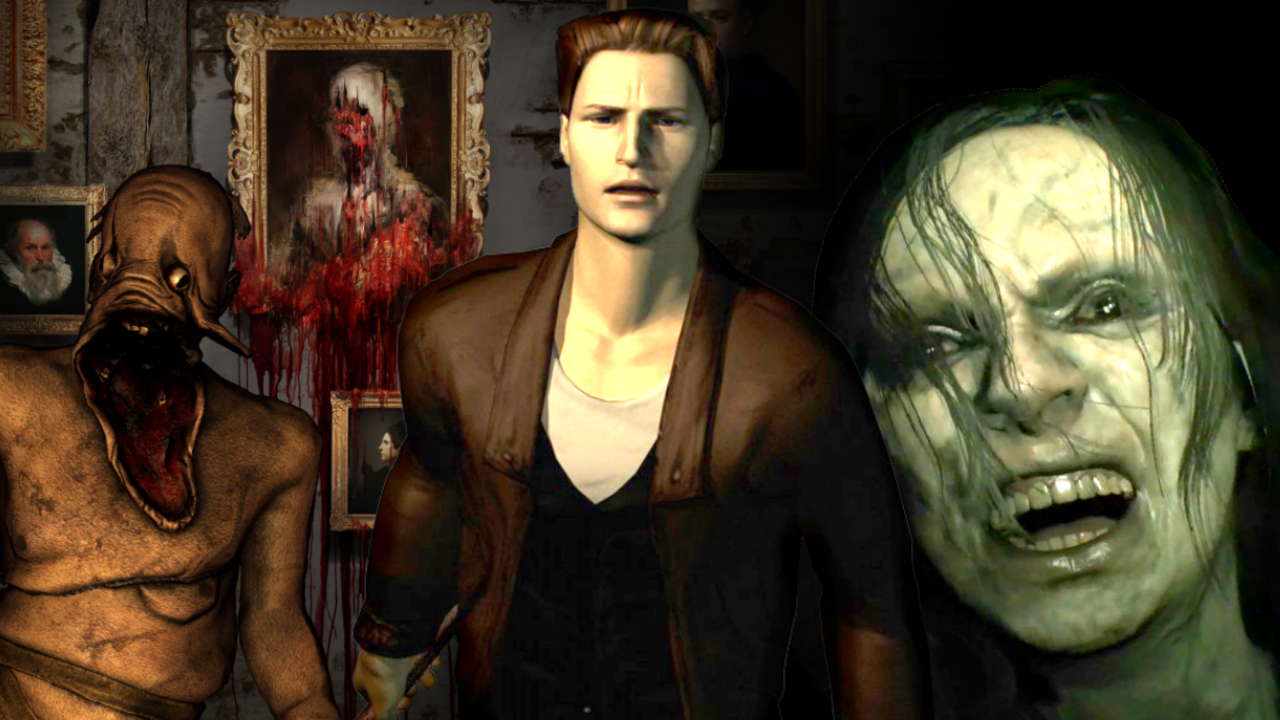The 20 Best Horror Games Gamesradar