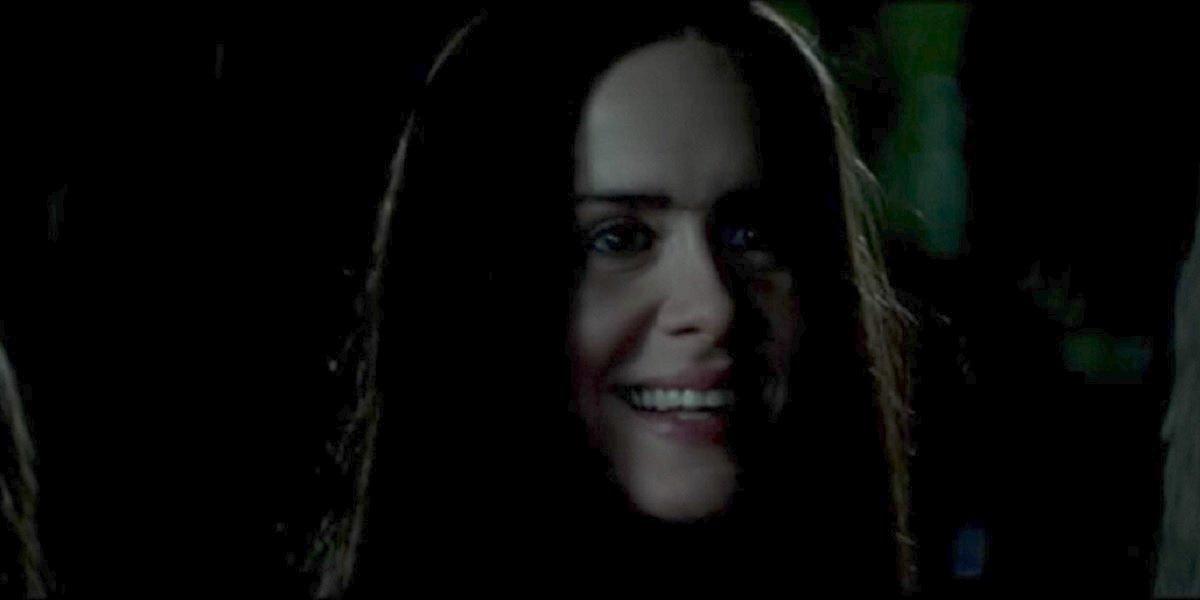 Sarah Paulson as Susan Atkins in American Horror Story: Cult
