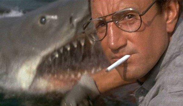 Roy Schieder in Jaws