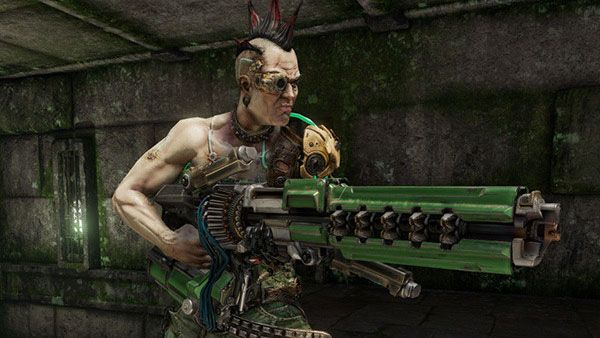 Quake Champions is now free to play for everyone