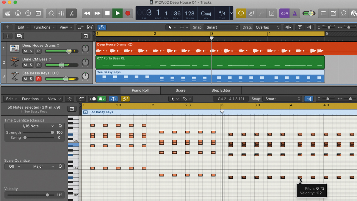 How To Create Deep House Minor Ninth Chords Musicradar