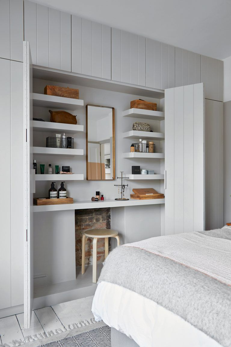 Bedroom Storage Ideas: 10 Chic & Clever Storage Ideas For The