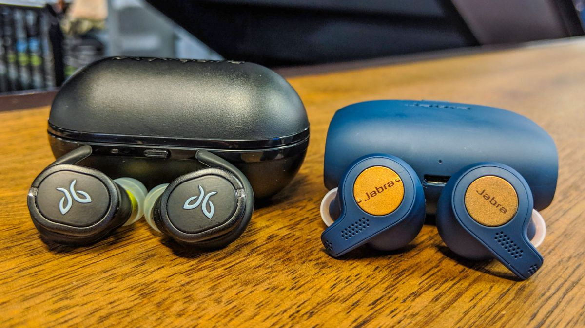 Jaybird Run Xt Vs Jabra Elite Active 65t Which Fitness Earbuds Are Best Tom S Guide