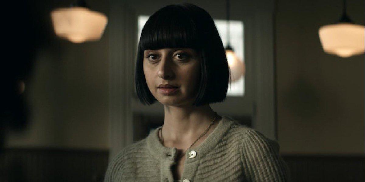 Sofia Hasmik as Chrissy Beppo in Superman & Lois.
