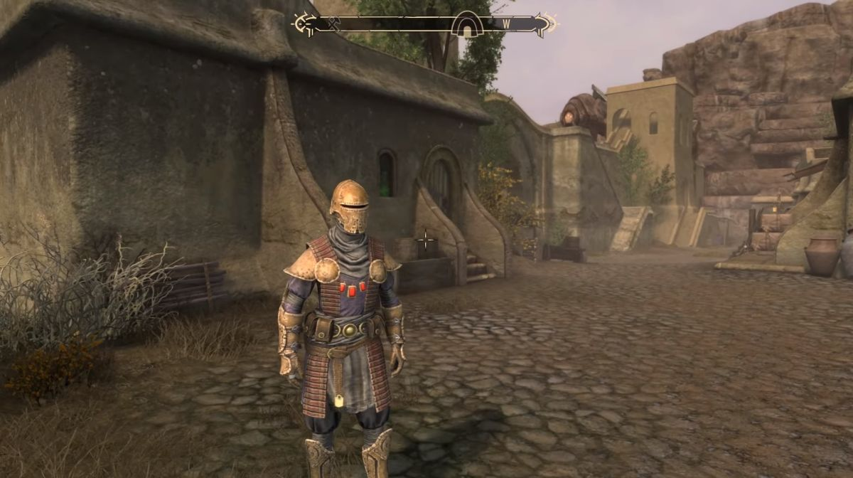 Here's eleven minutes of Skywind, the mod porting Morrowind to Skyrim
