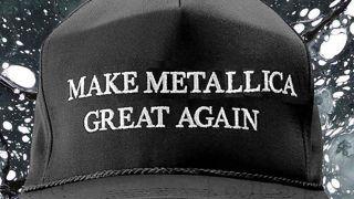 Make Metallica Great Again hat