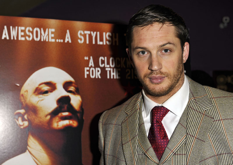 Tom Hardy: 'I would sell my mother for crack'