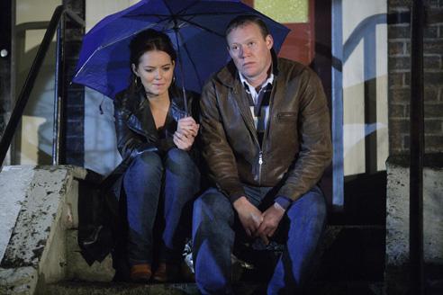 Kara Tointon and Ricky Groves quit EastEnders