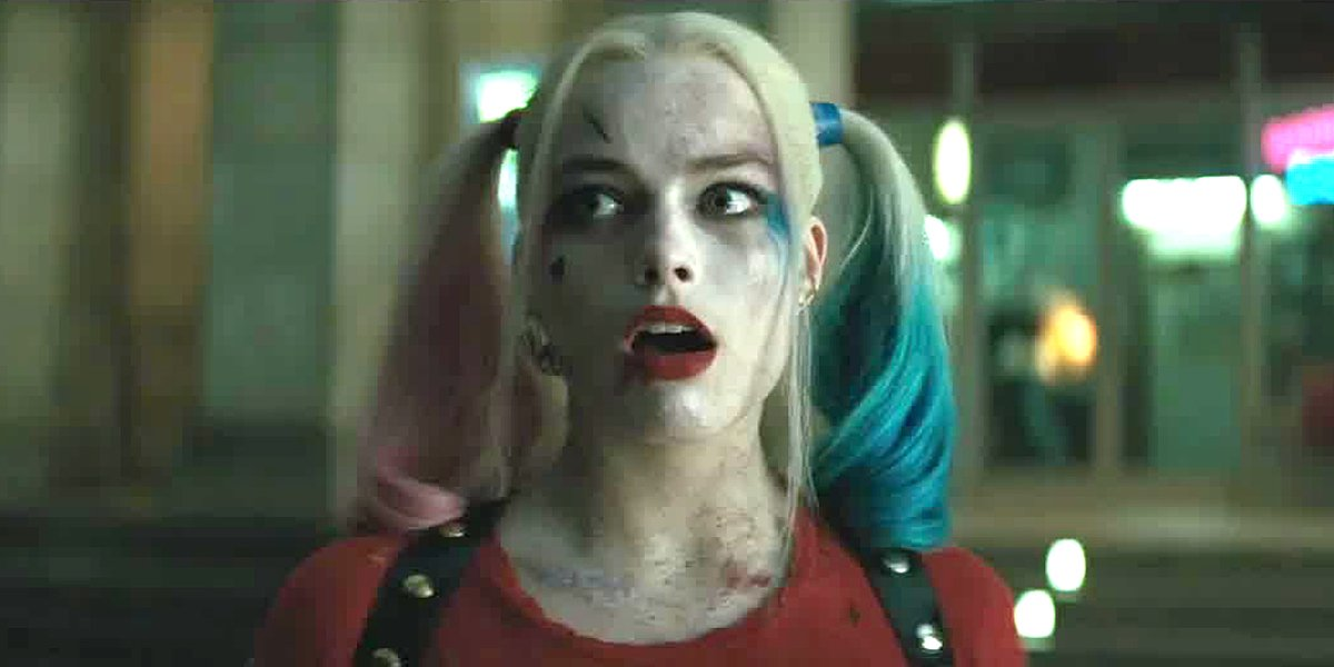 Margot Robbie as Harley Quinn in Suicide Squad DC Warner Bros.