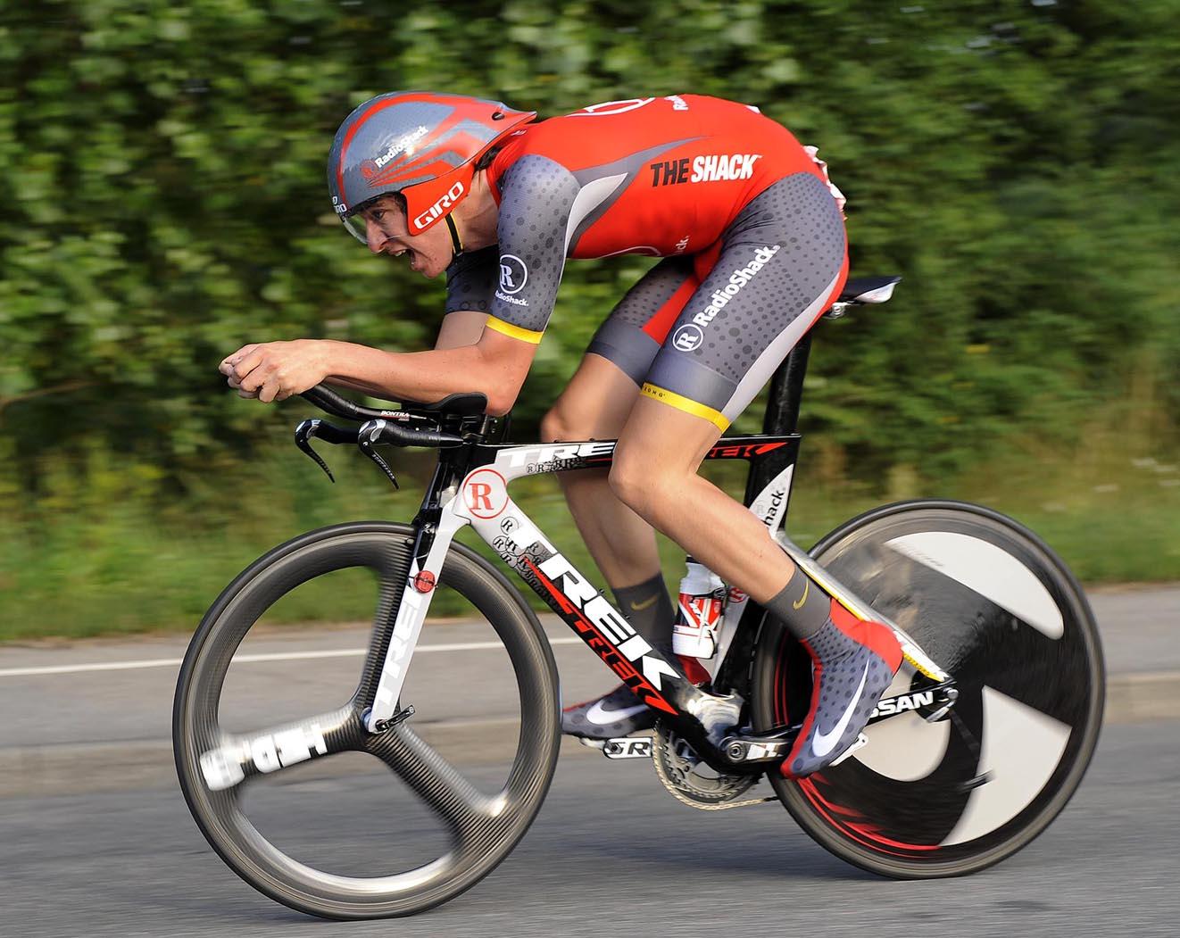 Jesse Sergent, Tour of Denmark 2010, stage 5 TT