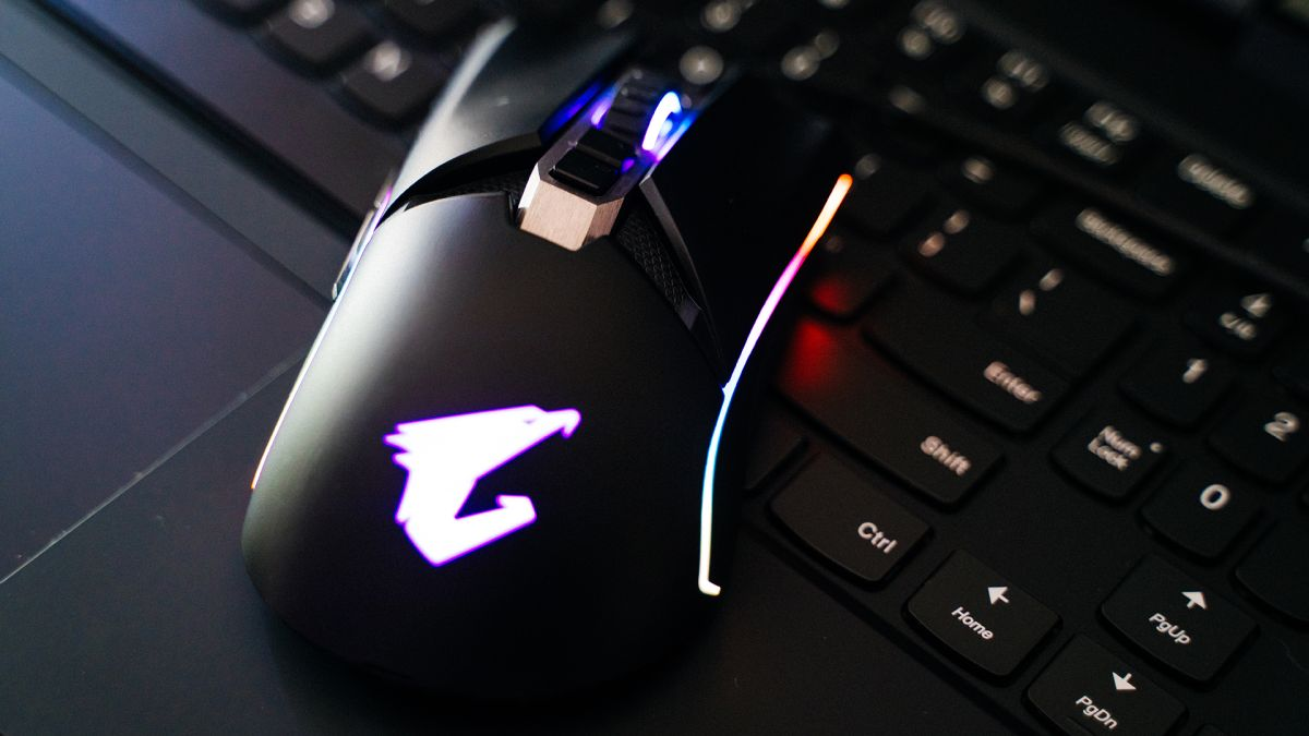 Gigabyte Aorus M5 Gaming Mouse Review Techradar