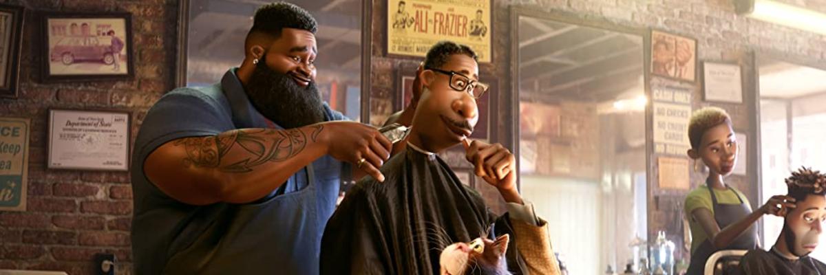 Soul's barber scene