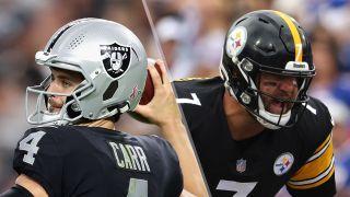 Raiders vs Steelers live stream