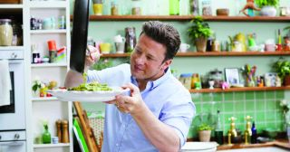 Following on from his culinary travelogue Jamie's Super Foods